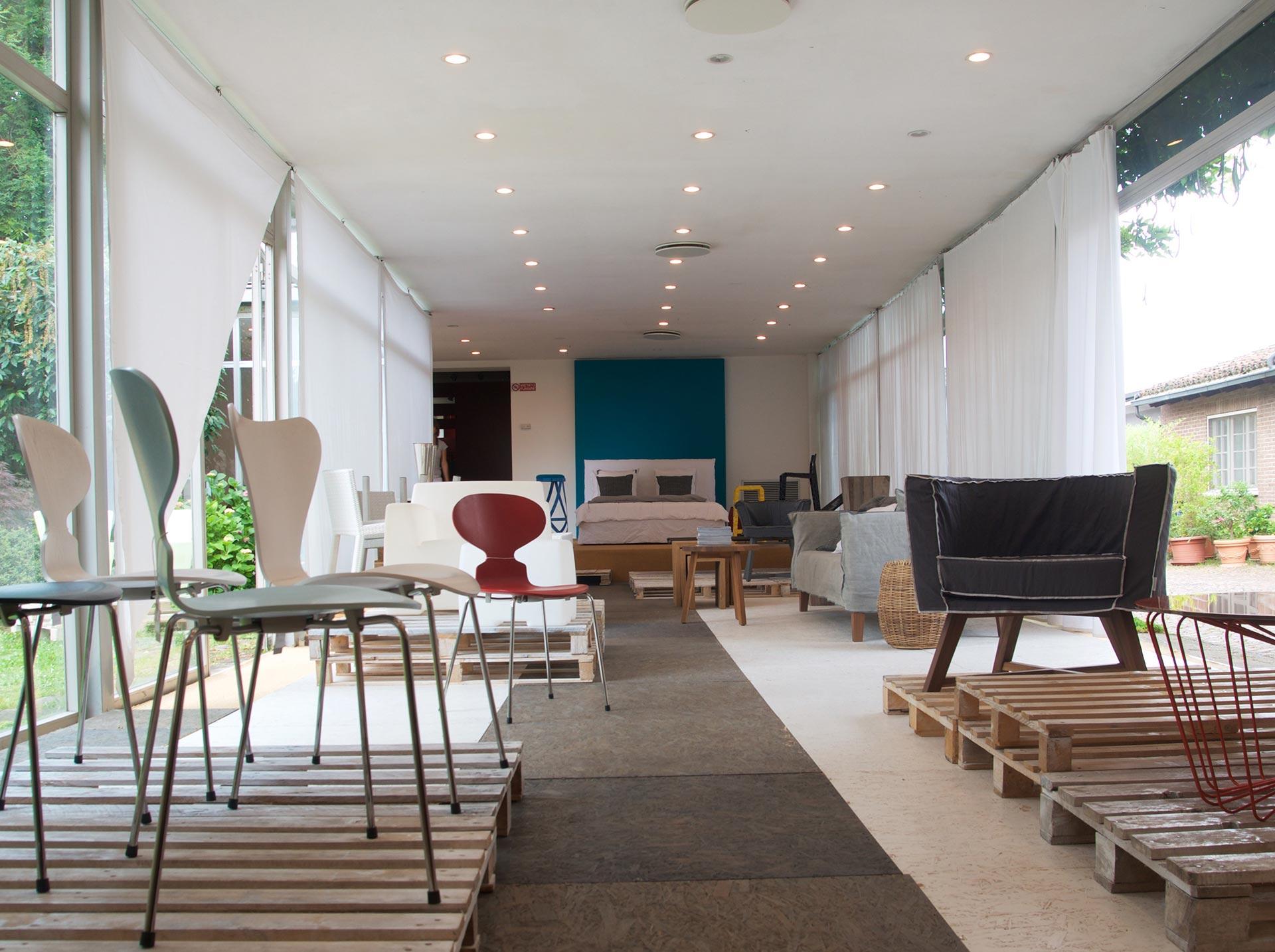 design and furniture shop showroom alessandria piedmont