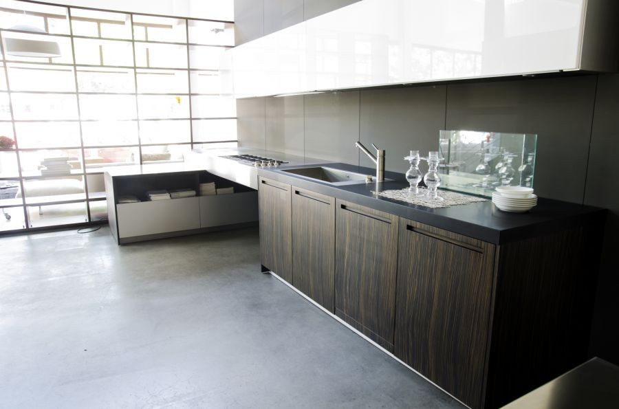 Cucina Boffi LT UNI negozio rivenditore Alessandria Piemonte: Colla ...